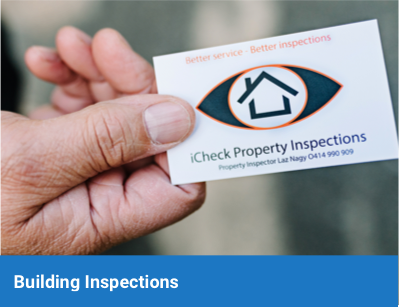 iCheck Building Inspections