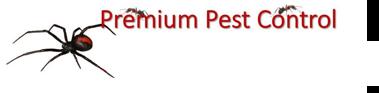 Premium Pest Control Logo
